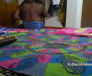 Indian Maid Fucked By Her..